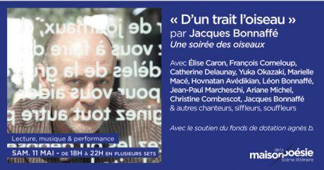 Flyer annonce de l'événement