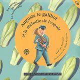 Auguste le galibot pochette du livre-disque
