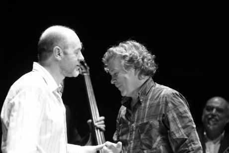 Jacques Bonnaffé, Dominique Sampiero et Jacques Francesini