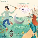 Elvide et Milon, pochette