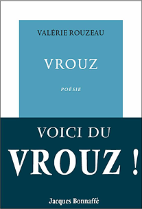 Vrouz – Valérie Rouzeau (jaquette)
